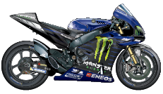 Monster Yamaha