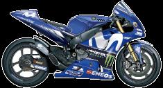 Yamaha YZR-M1s